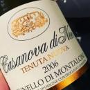 PP ADVOCATE WINES ~ Casanova di Neri ~ Tenuta Nuova 2006 ~ Brunello di Montalcino ~ 100JS