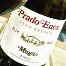 PP ADVOCATE WINES ~ Bodegas Muga ~ Prado Enea Gran Reserva 2010 ~ Rioja ~ 99JS / 98TA / 97RP