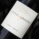 PP ADVOCATE WINES ~ Chateaus Cheval Blanc & Terrazas de los Andes ~ Cheval des Andes 2017 ~ Mendoza ~ 100JS / 98TA / 97+RP