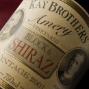 PP ADVOCATE WINES ~ Kay Brothers ~ Amery Vineyards ~ Block 6 Shiraz 2004 ~ McLaren Vale ~ 98RP