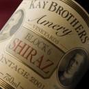 PP ADVOCATE WINES ~ Kay Brothers ~ Amery Vineyards ~ Block 6 Shiraz 2006 ~ 95RP