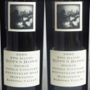 PP ADVOCATE WINES ~ Two Hands Wines ~ Two Hands Zippy's Block Shiraz 2005 MAGNUM ~ 99RP