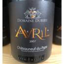 PP ADVOCATE WINES ~ Domaine Durieu ~ Chateauneuf du Pape Lucile Avril 2007 ~ Rhône ~ 95RP
