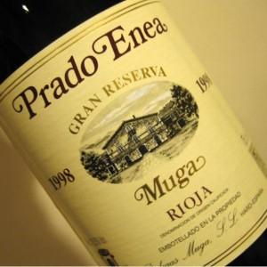 MUGA Prado Enea 2004 Gran Reserva ~ 96RP