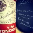 PP ADVOCATE WINES ~ R. López de Heredia ~ Viña Tondonia ROSADO ~ Gran Reserva 2011 ~ Rioja ~ 93RP / 95JS