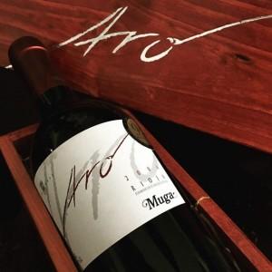 Muga ARO 2000 Rioja ~ 93RP