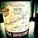 PP ADVOCATE WINES ~ R. López de Heredia ~ Viña Bosconia ~ Reserva 2006 ~ TINTO ~ Rioja ~ 94RP / 94JS