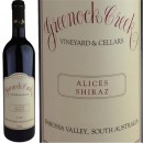 PP ADVOCATE WINES ~ Greenock Creek ~ Alice's Shiraz 2005 ~ 96RP