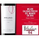 PP ADVOCATE WINES ~ Finca Villacreces ~ PRUNO 2010 ~ Ribera del Duero ~ 94RP