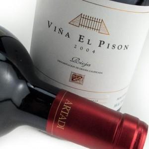Artadi Viña El Pison 2010 ~ 98RP