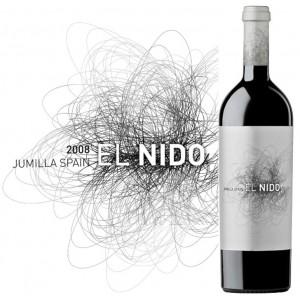 Bodegas El Nido EL NIDO 2008 ~ Jumilla ~ 96RP