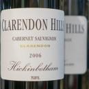 PP ADVOCATE WINES ~ Clarendon Hills ~ Hickinbotham Cabernet Sauvignon 1998 ~ 93RP