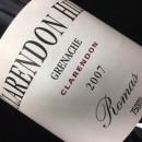 PP ADVOCATE WINES ~ Clarendon Hills ~ Romas Old Vines Grenache 1999 ~ Grenache ~ 93RP