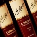 PP ADVOCATE WINES ~ Elderton  Wines ~ Command Shiraz 2001 ~ Barossa Valley ~ 96WS / 95+RP