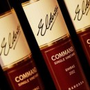 PP ADVOCATE WINES ~ Elderton Wines ~ Command Shiraz 2002 ~ Barossa Wines ~ 95RP / 95JH