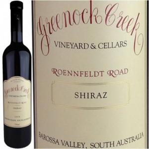 Greenock Creek Roennfeldt Road Shiraz 2002 ~ 100RP