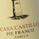 PP ADVOCATE WINES ~ Casa Castillo ~ Pie Franco 2015 ~ Jumilla ~ 98RP