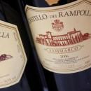 PP ADVOCATE WINES ~ Castello dei Rampolla ~ Sammarco 2013 ~ 98AG / 95RP / 94JS