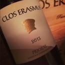PP ADVOCATE WINES ~ Clos I Terrasses ~ Clos Erasmus 2015 ~ Priorat ~ 100JD / 99RP