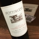 PP ADVOCATE WINES ~ Spottswoode ~ Cabernet Sauvignon 2007 ~ Napa Valley ~ 100RP / 99RP / 98JS