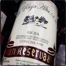 PP ADVOCATE WINES ~ La Rioja Alta ~ Gran Reserva 890 ~ Selección Especial 1995 ~ 96RP / 95RP