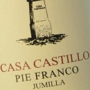PP ADVOCATE WINES ~ Casa Castillo ~ Pie Franco 2017 ~ Jumilla ~ 99RP