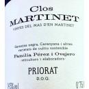PP ADVOCATE WINES ~ Mas Martinet ~ Clos Martinet 2010 ~ Priorat ~ 95RP