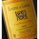 PP ADVOCATE WINES ~ Remírez de Ganuza ~ Gran Reserva 2004 ~ Rioja ~ 100RP
