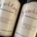 PP ADVOCATE WINES ~ Greenock Creek ~ Creek Block Shiraz 2003 ~ Barossa Valley ~ 100RP